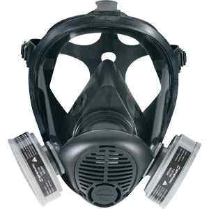 Opti-Fit™ APR Reusable Full Facepiece Respirators